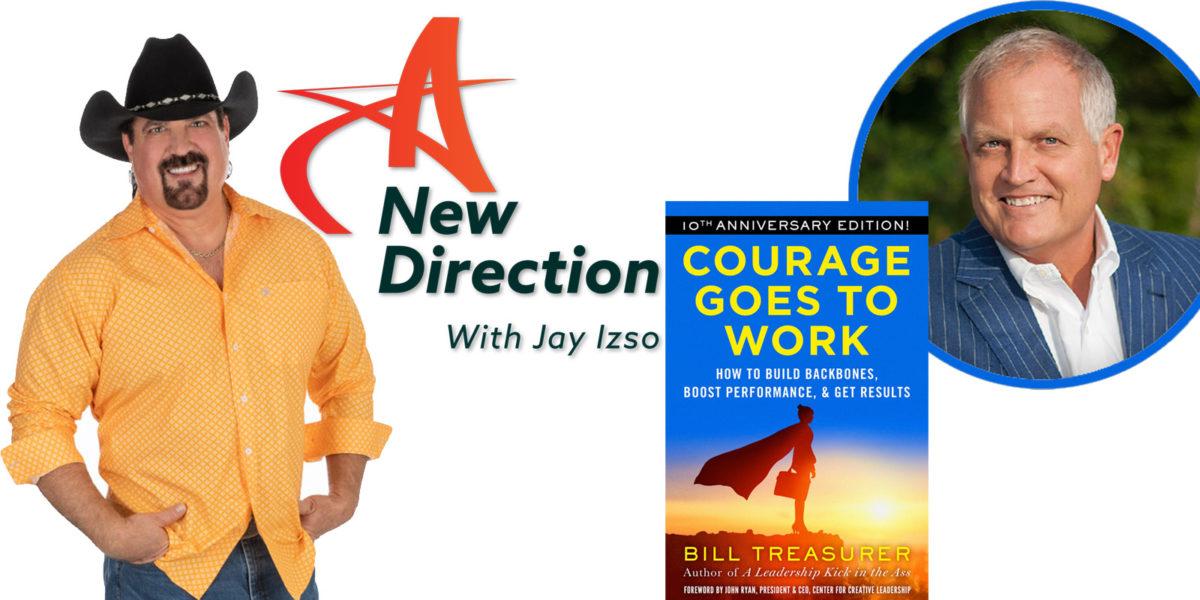 Bill treasurer and Jay izso