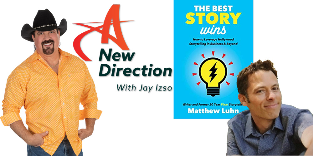 Matthew Luhn and Jay Izso A New Direction