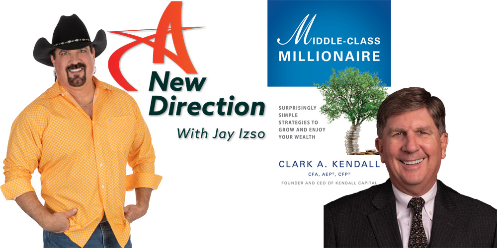 Clark Kendall and Jay Izso A New Direction Podcast