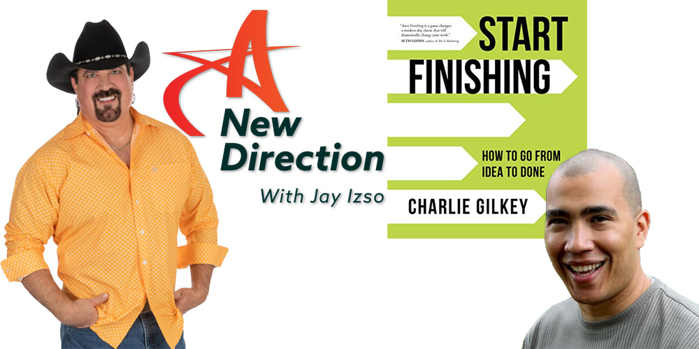 Charlie Gilkey and Jay Izso, A New Direction