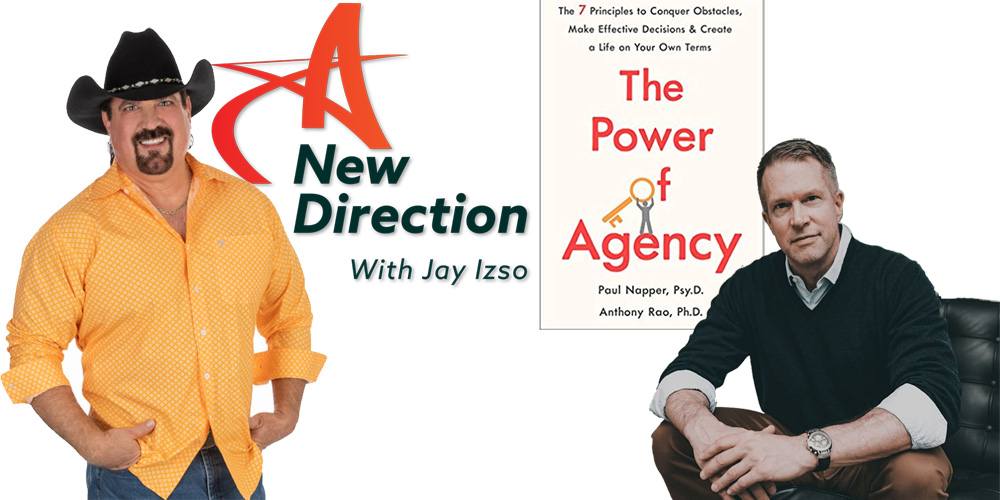 Dr Paul Napper and Jay Izso A New Direction