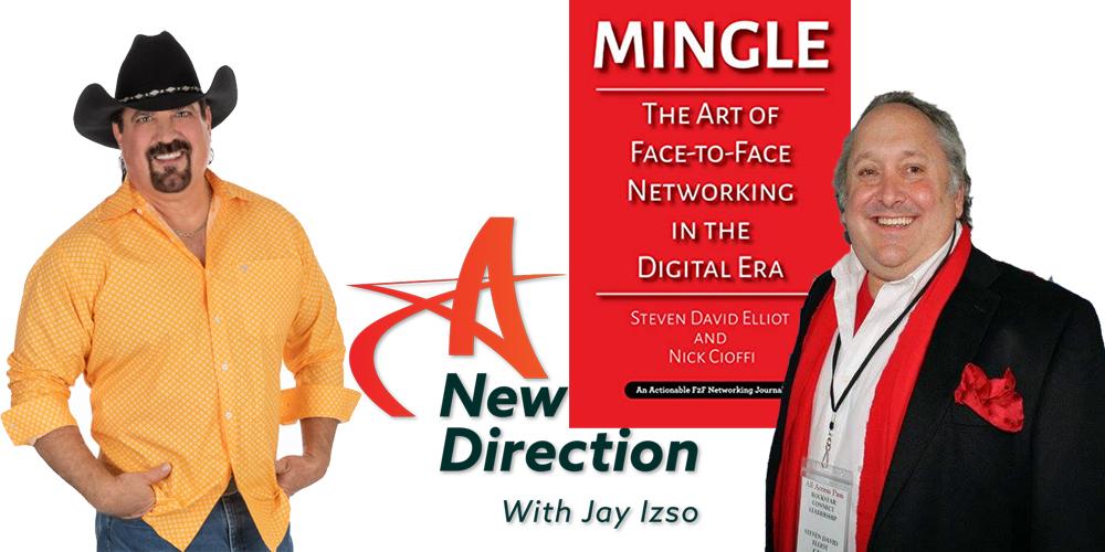 Steven David Elliot Mingle A New Direction Jay Izso