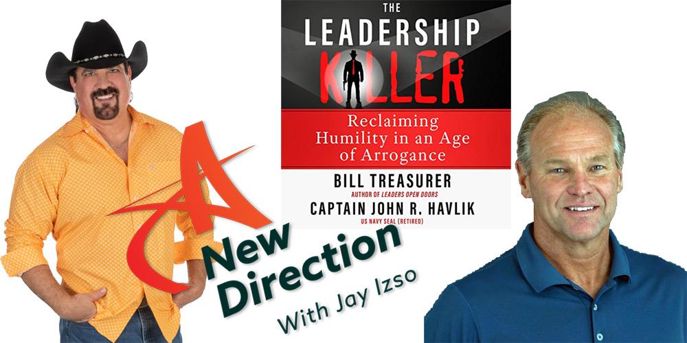 John Havlik and Jay Izso A new Direction podcast