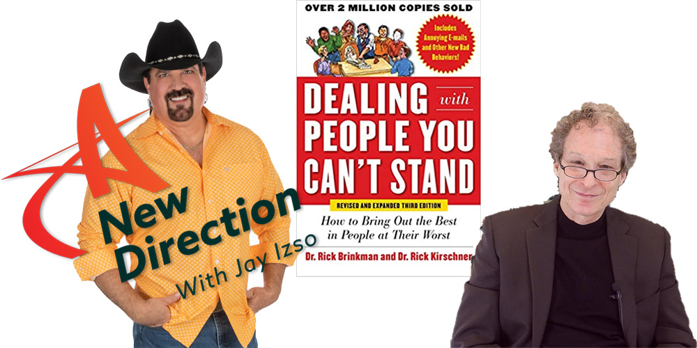 Dr. Rick Brinkman A New Direction with Jay Izso