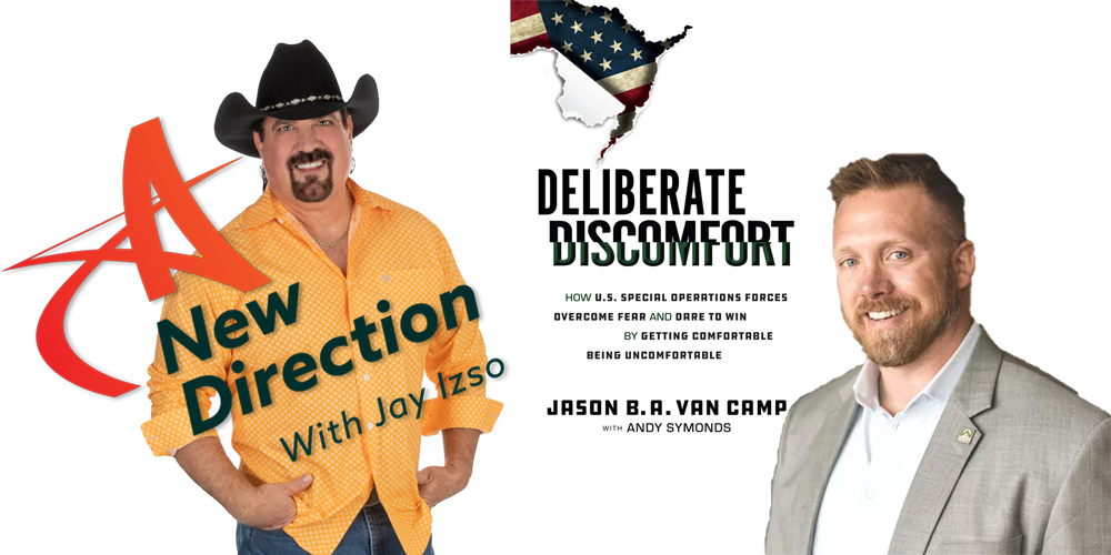 Jason Van Camp Deliberate Discomfort A New Direction with Jay Izso