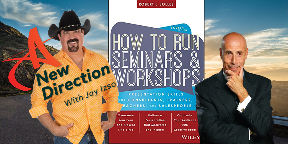 Best Practices of Online Training Rob Jolles Jay Izso A New Direction