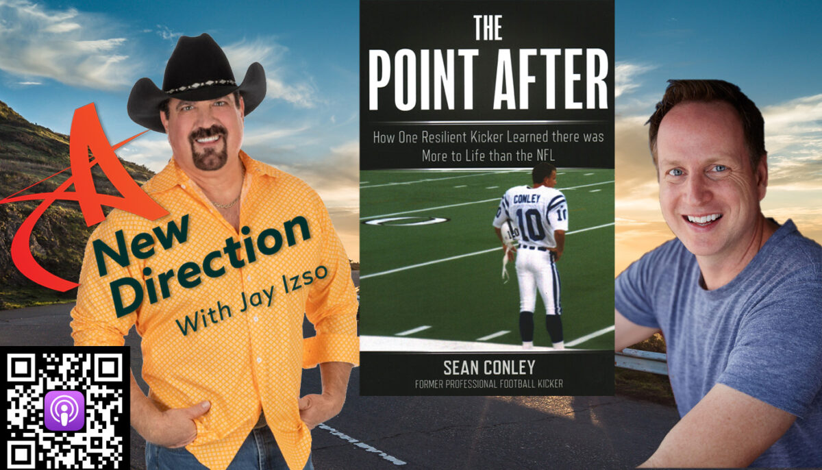 Sean Conley The Point After - A New Direction with Jay Izso