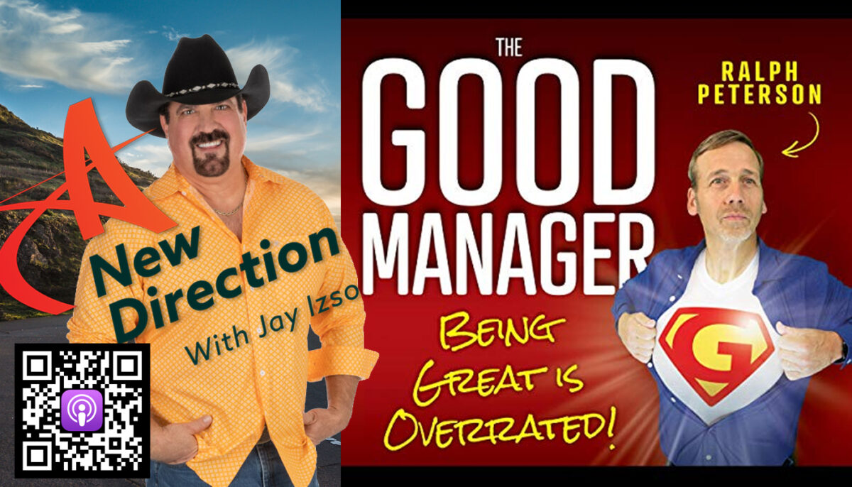 The Good Manger - Ralph Peterson - A New Direction with Jay Izso